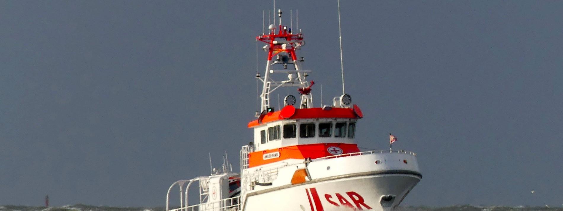 Frühere Admiral's-Cup-Yacht gesunken