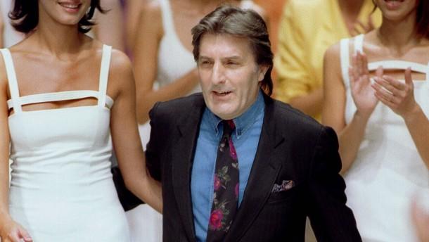 Modeschöpfer Emanuel Ungaro gestorben
