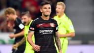 Leverkusen hat die Strafstoß-Seuche