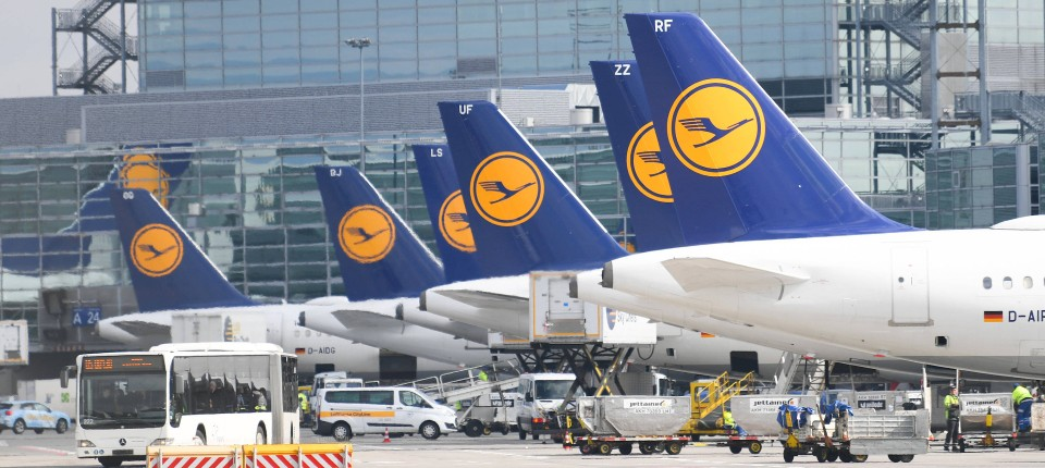 Lufthansa Testet Langstrecken Tickets Nur Mit Handgepäck