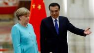 Chinesen glauben an Kuka-Übernahme