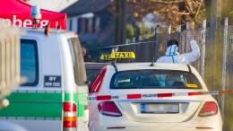 Tatverdächtiger war Ehemann der erschossenen Frau
