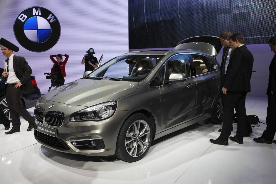 bmw 2er active tourer. Black Bedroom Furniture Sets. Home Design Ideas