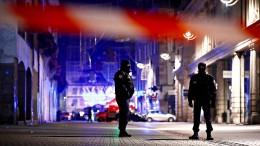 Polizei fahndet nach flüchtigem Angreifer