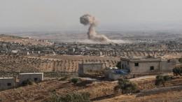 Zivile Opfer bei Luftangriffen auf syrische Rebellen