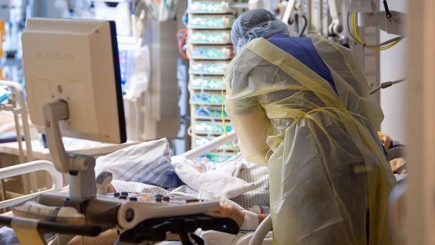 Welche Daten von Corona-Patienten werden künftig erfasst?