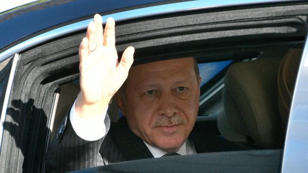 Erdogan: Besuch hat deutsch-türkische Freundschaft vertieft