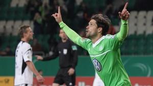Wolfsburg gewinnt nun sogar zuhause