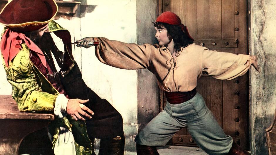 Die gefürchtete Piratenkönigin Anne of the Indies