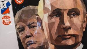 """Trump trifft Putin für eine """"Normalisierung des Dialogs"""""""
