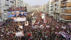 Regierung und Separatisten einigen sich