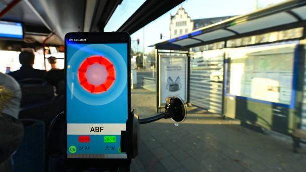 Mit Hightech gegen Verkehrskollaps