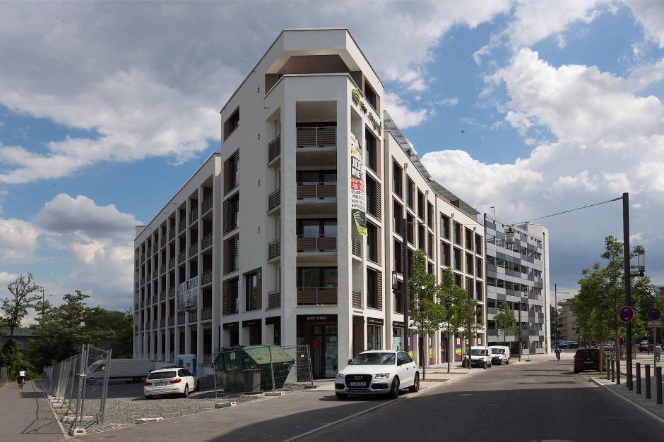 Bilderstrecke zu neue micro apartments im main atrium in for Depot offenbach
