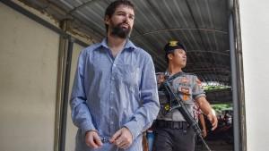Indonesisches Gericht verurteilt Franzosen zum Tode
