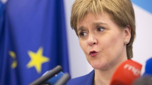 Schottland will neues Unabhängigkeitsvotum