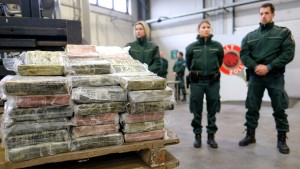 Größter Kokainfund Deutschlands löst Streit unter Schmugglern aus