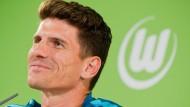 """Mario Gomez: """"Spaß ist das A und O im Abstiegskampf."""""""