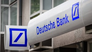 Deutsche Bank fällt durch amerikanischen Stresstest