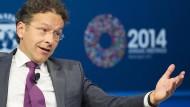 Eurogruppen-Chef wirft Berlin fehlenden Eifer vor