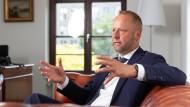 """Henning Gebhardt, Chefanleger der Privatbank Berenberg, verantwortet den Fonds """"Berenberg Aktien-Strategie Deutschland"""". Zuvor war er fast 20 Jahre bei die Fondsgesellschaft DWS."""