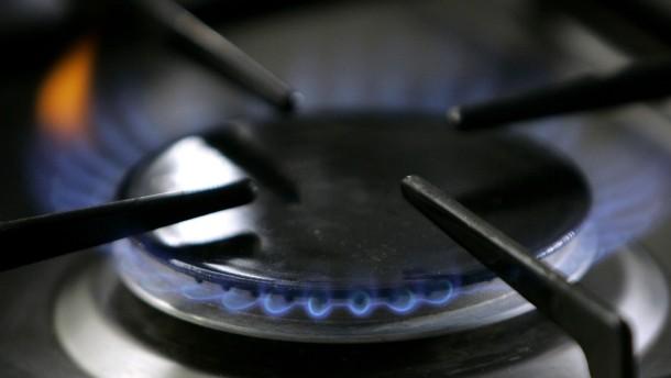 Regierung weist Furcht vor Gas-Engpässen zurück
