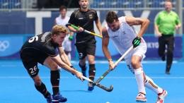 Deutsche Herren verlieren 1:3 gegen Belgien