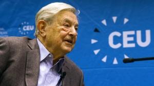 George Soros verkauft Apple und Facebook