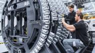 """Fabrik der Zukunft: """"Mensch und Maschine"""" ist auf CAM-Software spezialisiert."""