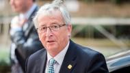 Der gewählte EU-Kommissionspräsident Jean-Claude Juncker: Ressorts gehen an Personen, nicht an Staaten