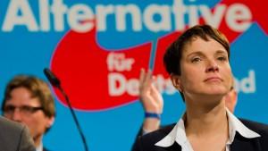 Petry fordert Minarett-Verbot in Deutschland