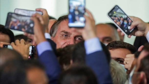 Bolsonaro und die Generäle