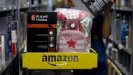 Amazon verdoppelt Gewinn, Anleger enttäuscht