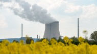 Atomkraftwerke in Niederaichbach (Bayern)