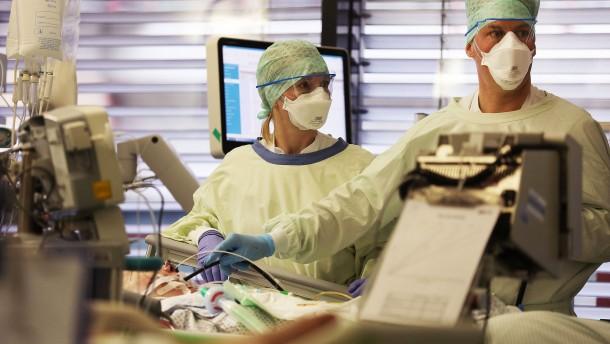 Ärzteverband begrüßt Verlängerung der Kontaktbeschränkungen