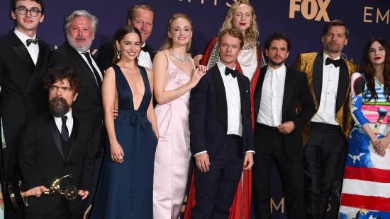 """""""Game of Thrones"""" gewinnt 12 Emmys"""