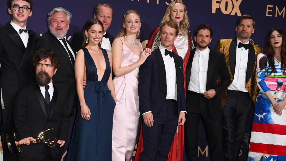 """""""Game of Thrones"""" räumt bei Emmys ab"""