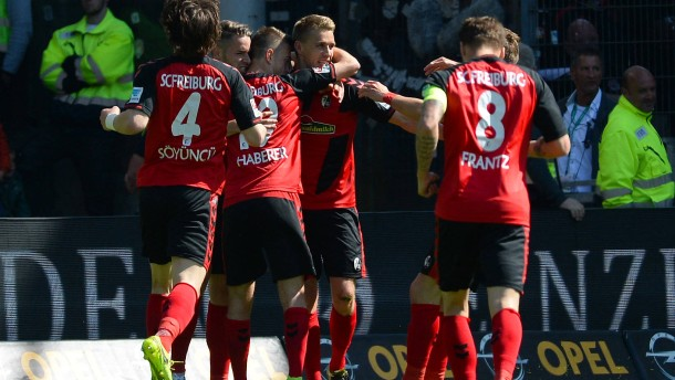 SC Freiburg gewinnt dank Joker gegen Bayer Leverkusen