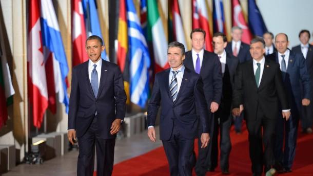 Nato erklärt Raketenschild für einsatzbereit