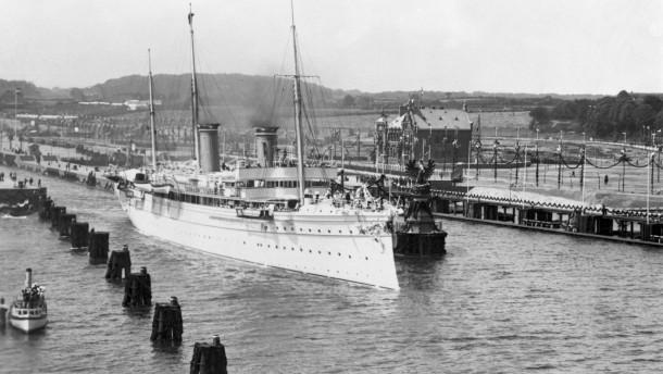120 Jahre Nord-Ostsee-Kanal