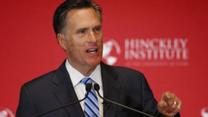 Republikaner Romney warnt vor Trump