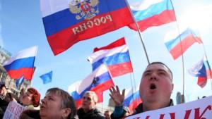 Putin verordnet Verwaltung nach russischem Recht