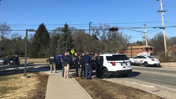 Michigan: Zwei Tote durch Schüsse in Wohnheim