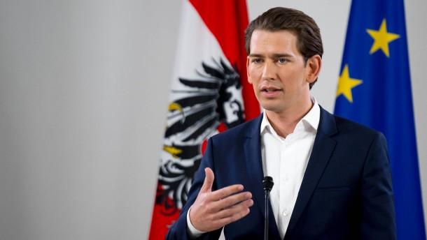 ÖVP bestimmt Kurz zum Parteichef