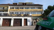 Attentäter lebte in einer Asylbewerberunterkunft
