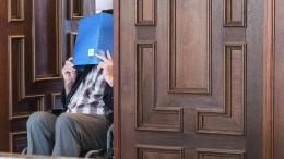 Einstiger SS-Wachmann zu Bewährungsstrafe verurteilt