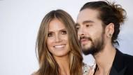 Heidi Klum zeigt sich in Cannes mit ihrem neuem Freund, Musiker Tom Kaulitz.