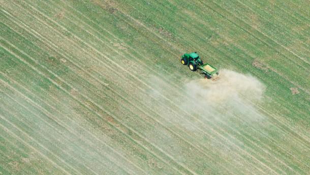 Dürren überall – und trotzdem ist die Ernte groß
