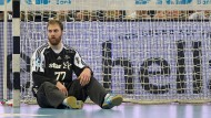 Andreas Wolff ist mit seinem derzeitigen Klub THW-Kiel unzufrieden.