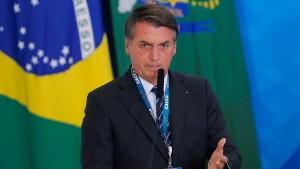 Bolsonaro: Umweltschützer schuld an Waldbränden