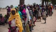 50.000 Kinder vom Hungertod bedroht